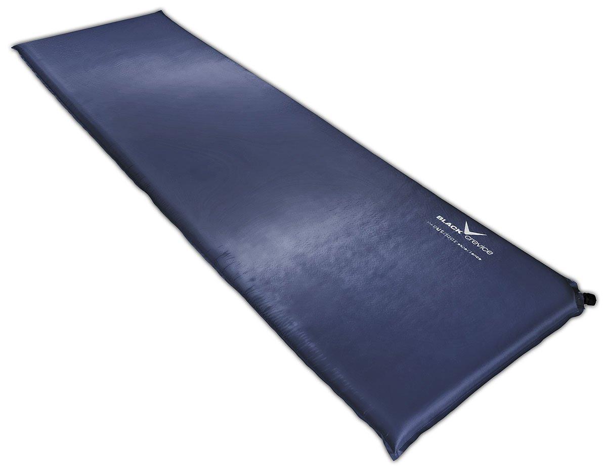 Black Crevice Selbstaufblasbare Luftmatratzen, blau, 10, BCR024193-BL-10