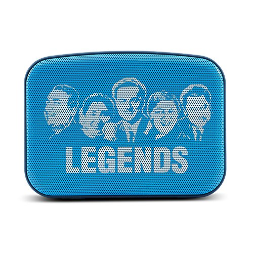 Saregama Carvaan Mini Legends SCM01 Bluetooth Speakers (Aqua Blue)