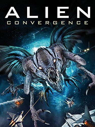 Alien Convergence Cover