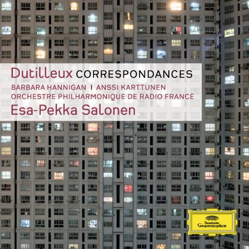Dutilleux: Correspondances - For Soprano And Orchestra - 5. De Vincent à Théo