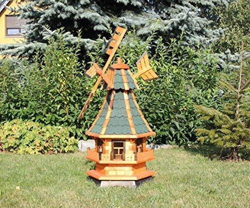 Schöne Windmühle, grün Typ 4