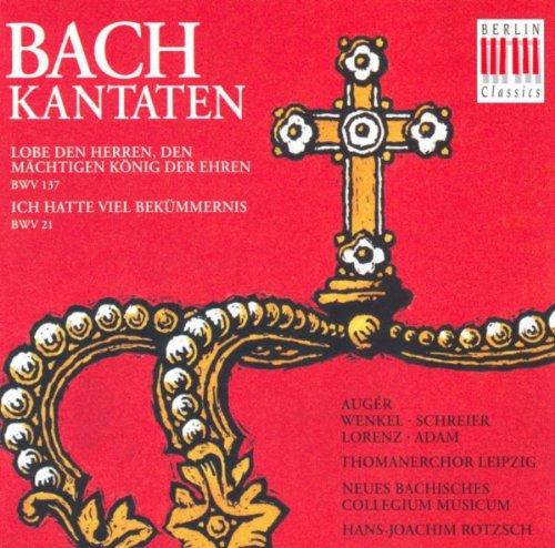 Bach, J.S.: Cantatas - Bwv 21,...