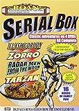The Roan Group Serial Box: Radar Men From The Moon, The New Adventrues of Tarzan, Zorro's Righting Legion, Flash Gordon Conquers the Universe (16 Hours of Family Fun)