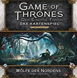 Fantasy Flight Games FFGD2358 GoT: LCG 2.Ed. -Wölfe des Nordens