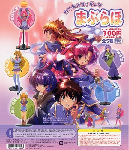 Petite: Magical Girl Lyrical Nanoha Nendoroid The MOVIE...