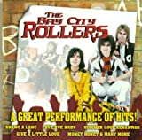 A Great Performance of Hits by Bay City Rollers