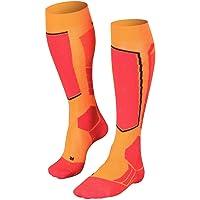 Falke Mens Skiing 2 Knee High Socks - Vivid Green
