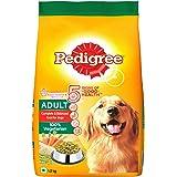 Pedigree Adult Dry Dog Food- Vegetarian, 1.2kg Pack