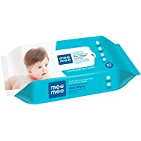 Mee Mee Baby Gentle Wet Wipes with Aloe Vera extracts |30 pcs| Pack of 1
