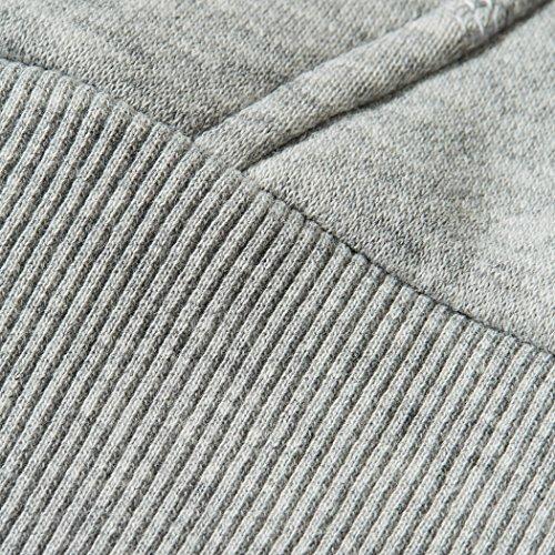 adidas Herren Unterjacke strick Etc Coref hoody Grau