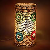 EarthenMetal Handcrafted Cylindrical Sha...