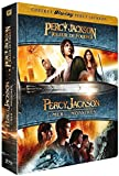 Percy Jackson : Le Voleur de Foudre + Percy Jackson 2 : La mer des monstres [Blu-ray]