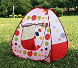 Fendii indoor/outdoor Play House tenda parco giochi per bambini parco giochi tenda gioco Baby Kids Toys (palline non incluse)