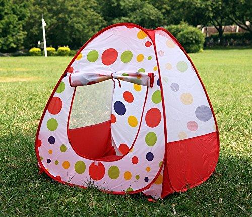 ii Spielplatz Kinderspielplatz Play Zelt Baby Kinder Spielzeug (Bälle nicht im Lieferumfang enthalten) (Hinterhof Spielzeug Für Kinder)