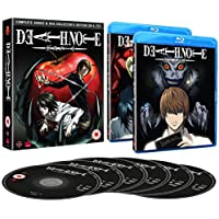 Death Note: Complete Series And Ova Collection