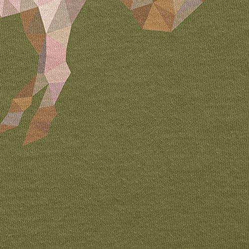 Texlab–Poly Horse–sacchetto di stoffa Oliva