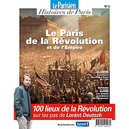 Paris au temps de la Révolution