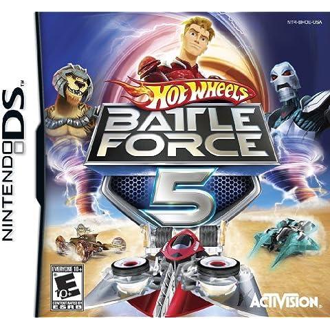 Hot Wheels Battle Force 5 [DVD de Audio]