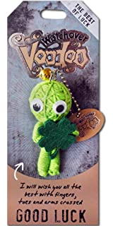 "Watchover Voodoo Doll The Calmer   3/"" New Lucky Charm"