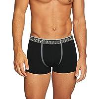 Baci & Abbracci - 6 Boxer Uomo Cotone Elasticizzato Intimo Underwear Mutande Uomo Boxer Ragazzo Slip Box Biancheria…