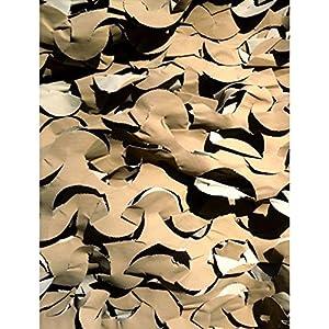 Filet De Camouflage Camo System Vendu Au Mètre Largeur 2M40 Couleur Désert Sable