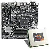 AMD Ryzen 7 2700X / ASUS Prime B350M-A Mainboard Bundle | CSL PC Aufrüstkit | AMD Ryzen 7 2700X 8X 3700 MHz, GigLAN, 7.1 Sound, USB 3.1 | Aufrüstset | PC Tuning Kit