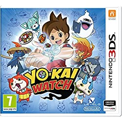 Nintendo Yo-Kai Watch - video games (Nintendo 3DS, Physical media, RPG (Role-Playing Game), LEVEL-5, E10+ (Everyone 10+), ESP)