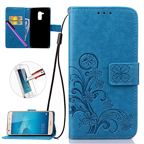 Huawei Honor 5C Custodia a portafoglio, il foglio Flip Cover