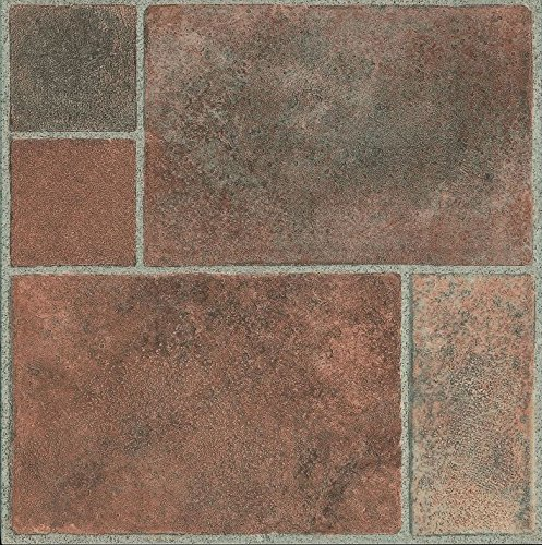 28-x-vinyl-floor-tiles-self-adhesive-kitchen-bathroom-sticky-brand-new-geometric-stone-187