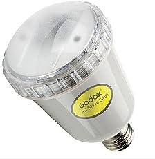 Godox S45T AC Slave Flash Bulb Lamp For Photo Studio Lighting + Sync Cord 110V