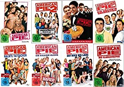 American Pie 1 + 2 + 3 + 4 + 5 + 6 + 7 + 8 Collection [8-DVD]