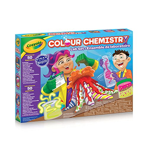 (Crayola Colour Chemistry Lab Set)
