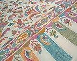Ekan Women's Pashmina Silk Paisley Design Winter Stole Wrap, 20 Gram Pack Of 1 (M#1)