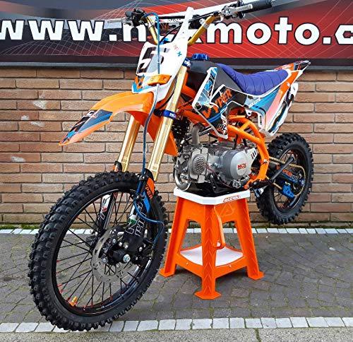 Zoom IMG-1 pitbike motocicletta da motocross 140cc
