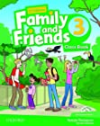 Family and Friends 3 Class Book (1Cédérom)