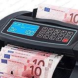Geldzählmaschine Securina24 SR-3750 – Banknotenzähler, Geldscheinzähler - 2