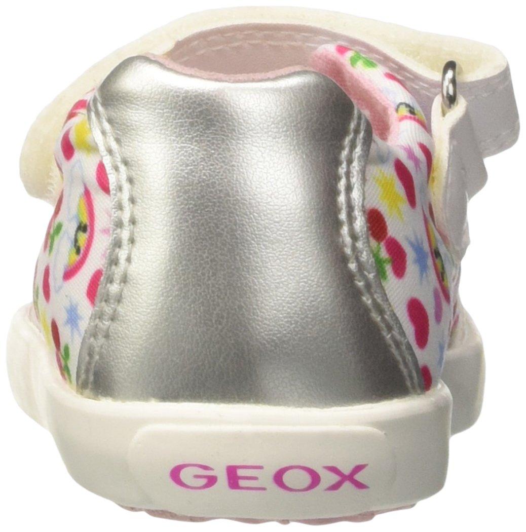 Geox B Djrock A, Scarpe da Ginnastica Basse Bimba FACESHOPPING