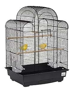 liberta pagoda cage oiseau taille m 66 x 46 x 36 cm. Black Bedroom Furniture Sets. Home Design Ideas