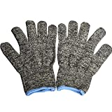 ANHPI-Gloves Guanti Di Protezione Antinfortunistica Per Lavori Di Sicurezza A Prova Di Filo Di Grado 5 Mimetici,OneColor-OneSize