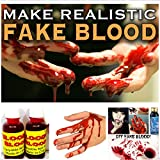Party Propz STO120 Halloween Fake Horror Blood Prank - Best Reviews Guide