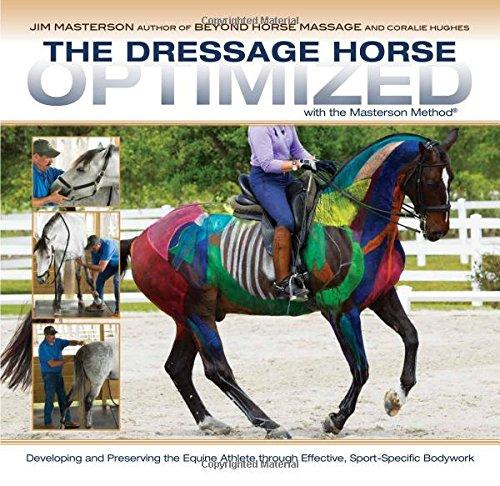 Dressage Horse Optimized por Jim Masterson