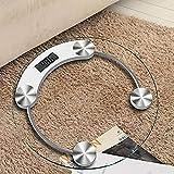 #2: ZELENOR Personal Bathroom Human Body Weight Machine Digital Weighing Scale