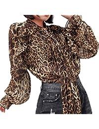 USA billig verkaufen Entdecken Original wählen Suchergebnis auf Amazon.de für: leoparden bluse: Bekleidung