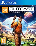 Outcast Second Contact The Official Game (PS4) - Versión Francesa