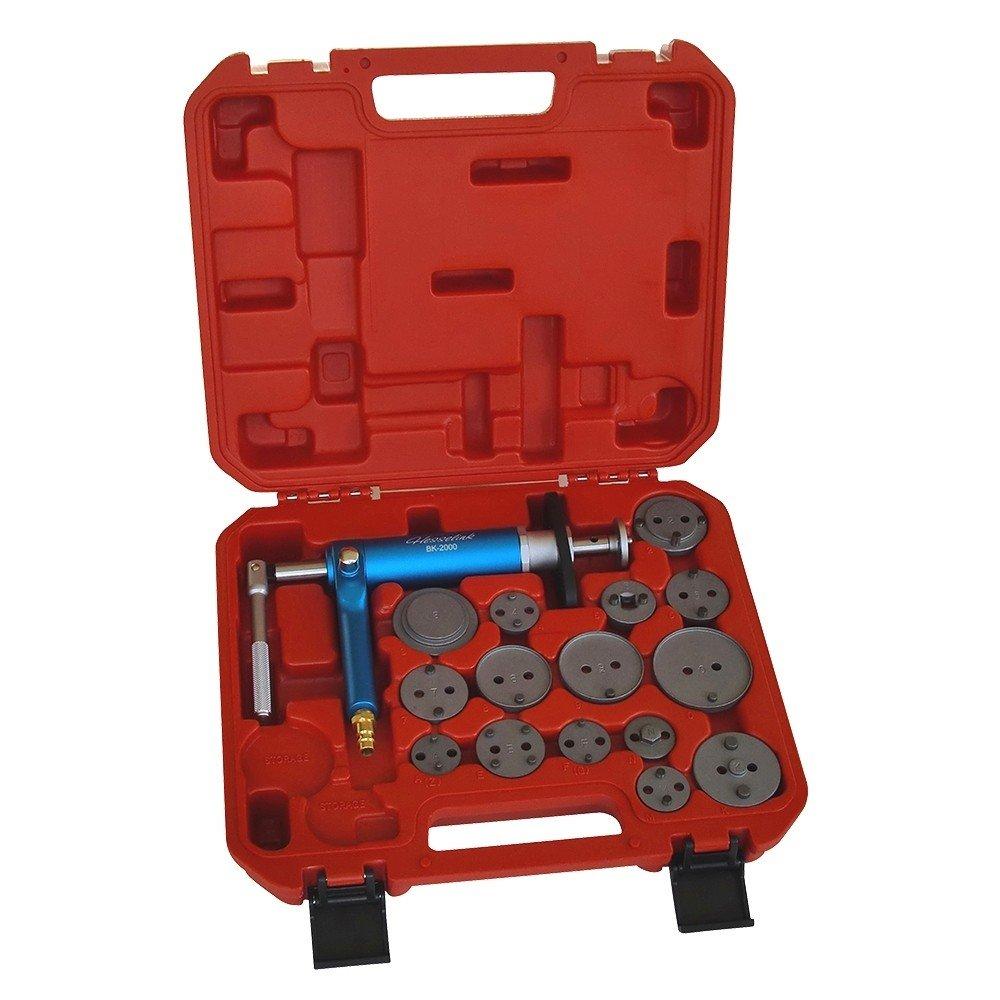 Hesselink® BK-2000 Druckluft-Bremskolben-Rücksteller Satz I Universal Werkzeug I Bremsenrücksteller zum pneumatischen…