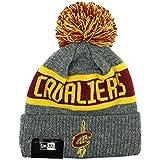 New Era NBA Marl Knit Beanie (Cleveland Cavaliers)