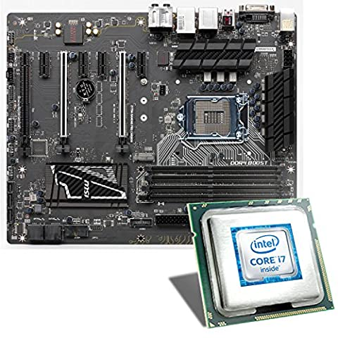 Intel Core i7-6700K / MSI Z170A GAMING PRO CARBON Mainboard