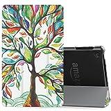 MoKo Hülle für All-New Amazon Fire HD 8 Tablet -