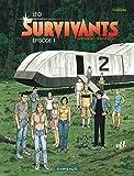Les Survivants T1 - Épisode 1, Anomalies Quantiques 48H BD2017