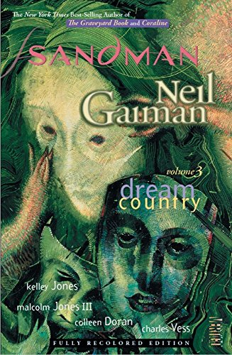 The Sandman Vol. 3: Dream Country (New Edition) (Halloween Dc Shop)